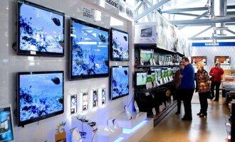 Išoriškai LCD ir plazminiai televizoriai praktiškai nesiskiria
