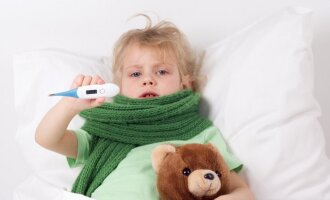 Vos pradėjo eiti į darželį ir jau serga! Kaip greičiau išaugti iš ligų?