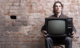 Seną televizorių atnešti į parduotuvę apsimoka
