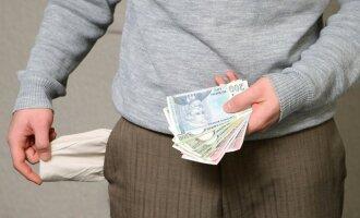 Kaip praradus mokėjimo kortelę apsaugoti savo pinigus