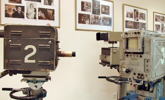 Kameros Lietuvos televizijos muziejuje