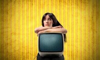 Pasenęs televizorius