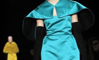 2010-2011 rudens-žiemos tendencijos. Spalvos. Yves Saint Laurent