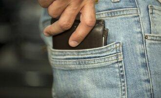 Dėl sveikatos problemų kalta gali būti ir kelnių kišenė