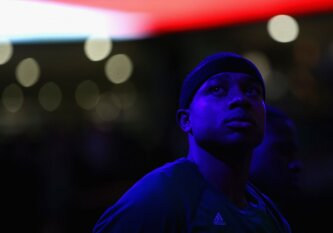 "Dar vienas smūgis ""Celtics"": I. Thomaso sezonas baigtas"