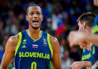 Save atradęs Europos čempionas A. Randolphas: tai dabar jau tikčiau žaisti NBA lygoje?