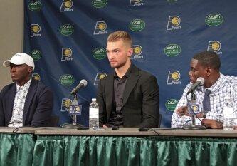 """Kas ves į priekį sudėtį išdraskiusius """"Pacers""""?"""