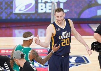 """""""Celtics"""" rankose – reali galimybė Bostone suburti naujausią NBA """"superkomandą"""""""
