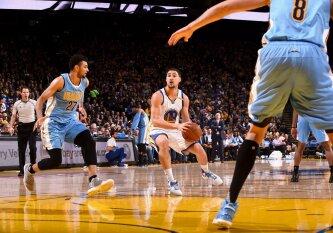"""Kaip A. Karnišovas ir """"Nuggets"""" kartoja NBA čempionų sėkmės modelį"""