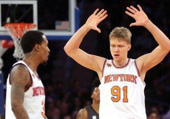 "M. Kuzminskas atsidūrė ""Suns"" klubo akiratyje"