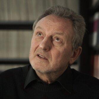 Aktorius Petras Venslovas: pastatėme spektaklį bažnyčioje, kur sovietų kariai į Kristų kaip taikinį šaudydavo
