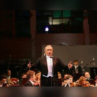 Valentino dienai – Jose Carreras koncertas