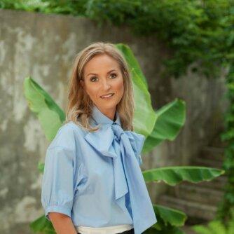 Gabija Vitkevičiūtė: girdėjau, kad moteris po 35-erių metų jau neturėtų verkti