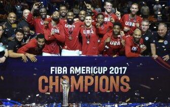 JAV krepšinio rinktinė