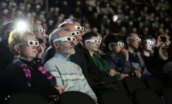 Kraftwerk koncertas