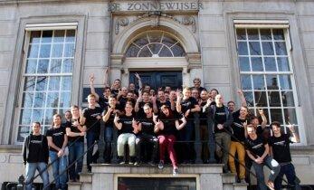 Lietuviai pateko tarp geriausių: sėkmę pagauti bando Amsterdame