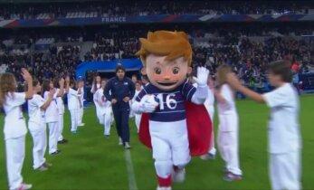 """Pristatytas """"Euro 2016"""" talismanas - beliko išrinkti vardą"""