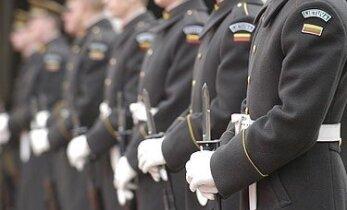 Greitojo reagavimo pajėgų likimas – Seimo rankose