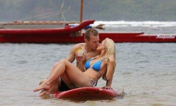 Havajuose – aistringos Holivudo įsimylėjėlių akimirkos