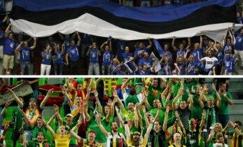 Paaiškino, kodėl į Rygą pakvietė ne lietuvius, o Estijos krepšinio fanus
