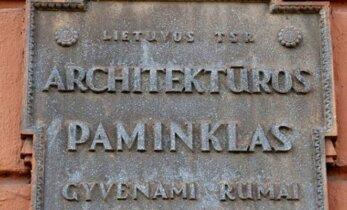 Sostinės centre Lietuva – vis dar LTSR