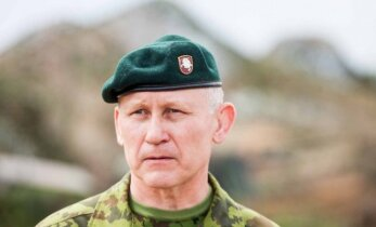 Lithuania to appoint former chief of defence as ambassador to Romania