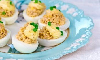 Kiaušiniai: kaip teisingai virti ir kepti + receptas Velykoms