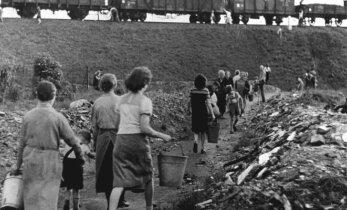 Rytų Vokietija po karo: sovietų prievartaujamos vokietės, abortai ir venerinės ligos