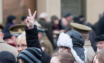 F. Ackermann. Viskas Lietuvoje yra tvarkoje, išskyrus vieną problemą