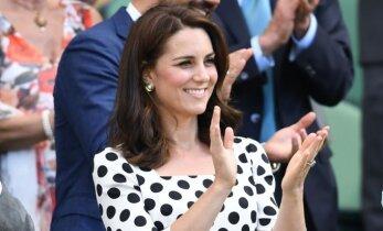 Komplimentą išgirdusi K. Middleton nustebino atsakymu: įvardino savo itin paprastą grožio paslaptį