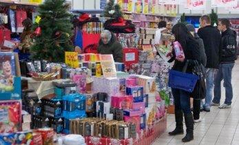 """Papasakojo, kodėl Latvijos ir Lietuvos """"Maxima"""" parduotuves Kalėdoms puošia skirtingai"""