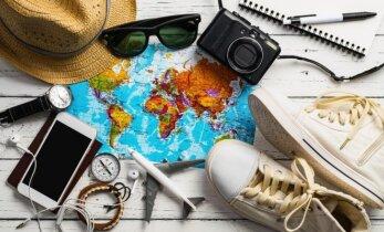 Reikalingiausi daiktai tikram keliautojui, kurie turi tilpti į kuprinę