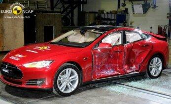Mitai apie elektromobilius: ar jie saugūs?