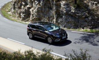 """""""Renault"""" pardavimai Lietuvoje augo beveik trečdaliu"""