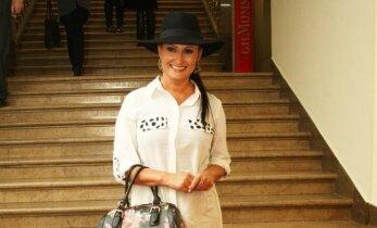 Inga Budrienė maloniai nustebino pašėlusios kaubojės įvaizdžiu