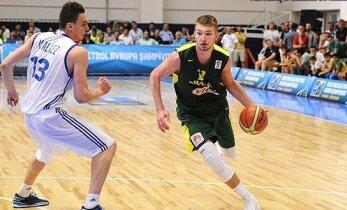 U-18 Europos krepšinio čempiona