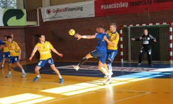 Lietuvos rankinio lygos starte – triuškinantys rezultatai
