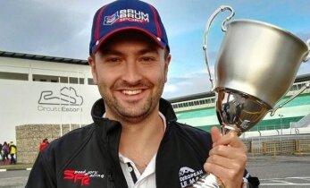 "Po chaotiško etapo D.Matijošaitis su komanda ""Le Mans Series"" varžybose – treti"