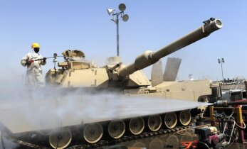 Penki Saudo Arabijos ginklai, kurių turėtų bijoti Iranas