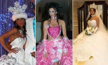 Vestuvinės suknelės, kurias vilkėdama patirtumėte didžiausią gėdą gyvenime