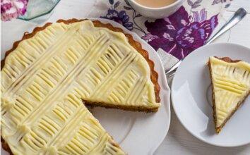 Karališkas morkų pyragas