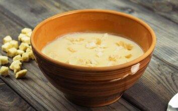 Sūrio sriuba
