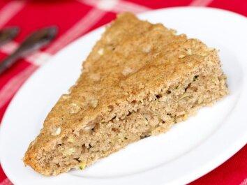 Cukinijų duona su cinamonu