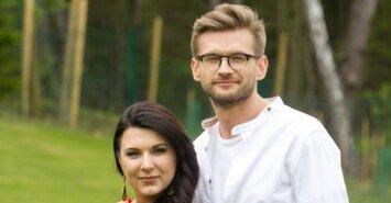 Ingrida Navickaitė ir Alfas Ivanauskas