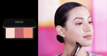 VIDEO PAMOKA: kaip modeliuoti veidą draping technika