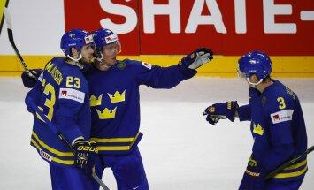 Švedijos ledo ritulininkai