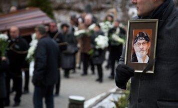 Vytauto Petro Bložės laidotuvės
