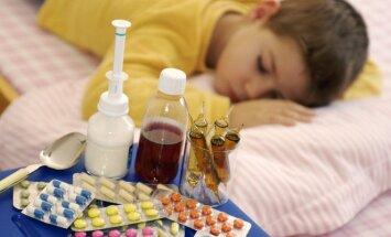 Gripo komplikacijos dažniau pakerta tvirtus ir sveikus