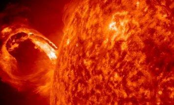 Saulės žybsnis