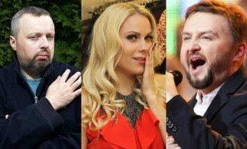 Andrius Užkalnis, Nijolė Pareigytė, Stanislavas Stavickis-Stano